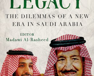 "NEWTON: ""Salman's Legacy: The Dilemmas of a New Era in Saudi Arabia"""