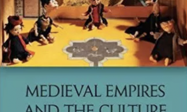 Medieval Empires and the Culture of Competition: Literary Duels at Islamic and Christian Courts