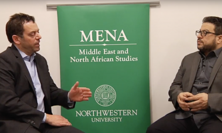Bassam Haddad and Brian Edwards Discuss Middle East Studies and Public Scholarship