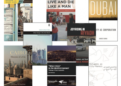 "NEWTON Bouquet: ""Urbanization, Urbanism, and Metropolitanism in the Middle East"""