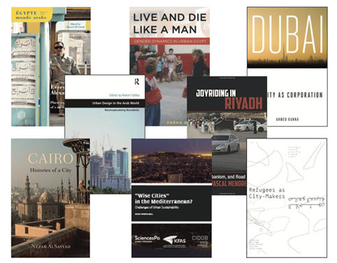 """NEWTON Bouquet: """"Urbanization, Urbanism, and Metropolitanism in the Middle East"""" (November 2018)"""