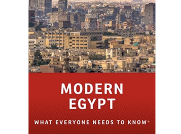 NEWTON: Modern Egypt: What Everyone Needs to Know