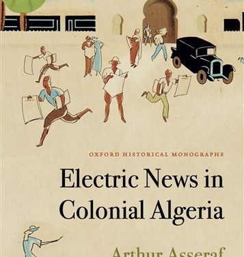 NEWTON: Electrical News in Colonial Algeria