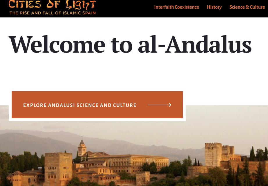Islamic Spain, Cities of Light
