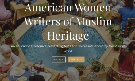 American Women Writers of Muslim Heritage
