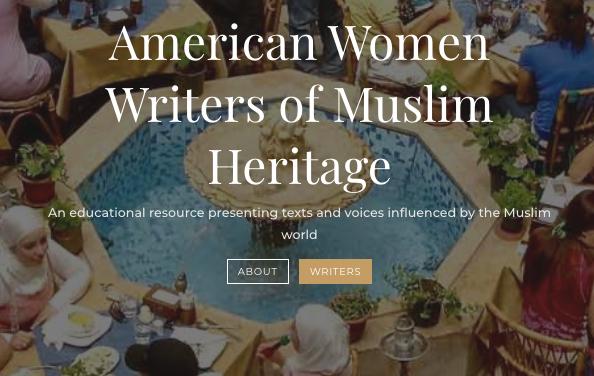American Women Writers of Muslim Heritage