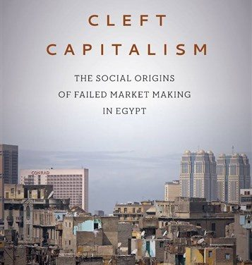 NEWTON: Cleft Capitalism