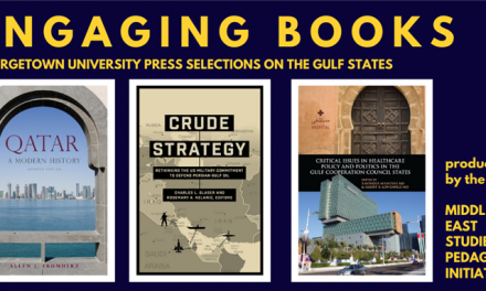 Engaging Books Series: Georgetown University Press Selections on the Gulf States
