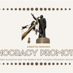 "Essential Readings on ""Democracy Promotion"" (by Benjamin Schuetze)"