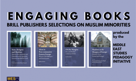 Engaging Books Series: Brill Publishers Selections on Muslim Minorities