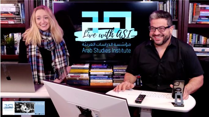Live with ASI: Episode 7 Digest – March 2021