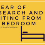 "Mostafa Minawi, ""A Year of Writing Research from my Bedroom."" An excerpt from the MESPI Newsletter, May 2021."
