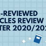 Peer-Reviewed Articles Review: Winter 2020/2021 (Part 4)